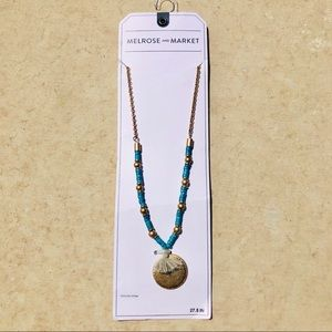 Melrose & Market Genuine Stone Necklace